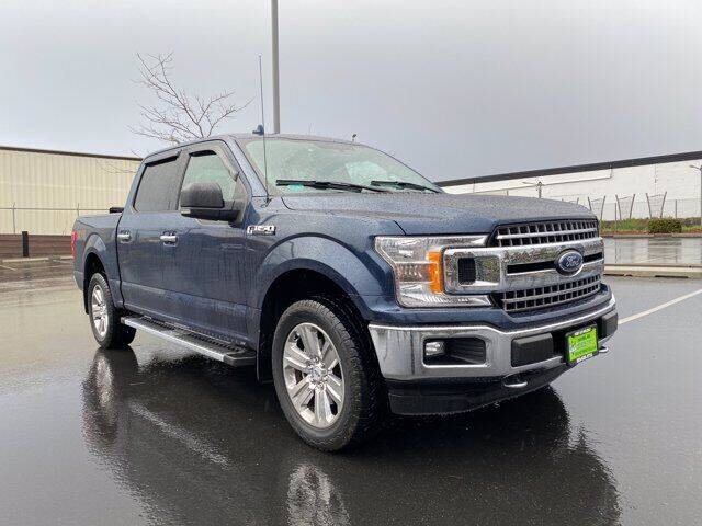 2018 Ford F-150 for sale at Sunset Auto Wholesale in Tacoma WA