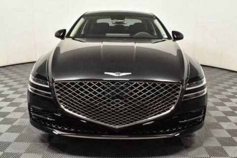 2022 Genesis G80 for sale at Southern Auto Solutions-Jim Ellis Hyundai in Marietta GA