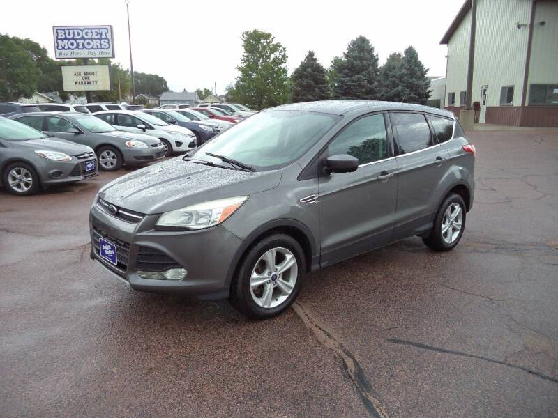 2014 Ford Escape for sale at Budget Motors - Budget Acceptance in Sioux City IA