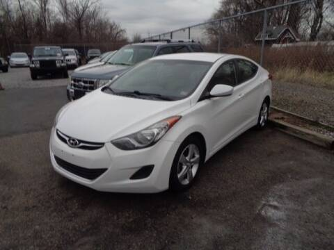 2013 Hyundai Elantra for sale at MR DS AUTOMOBILES INC in Staten Island NY