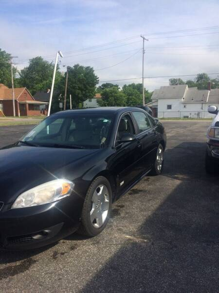 2009 Chevrolet Impala for sale at Mike Hunter Auto Sales in Terre Haute IN