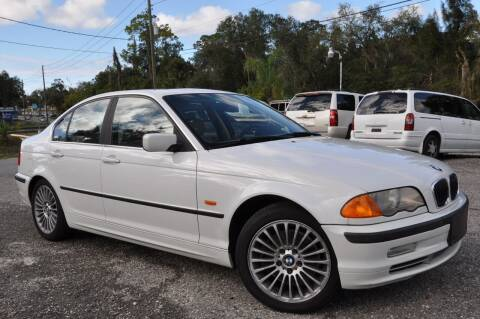 2001 BMW 3 Series for sale at Elite Motorcar, LLC in Deland FL