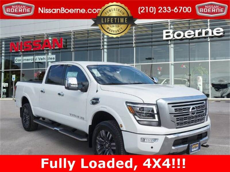 2021 Nissan Titan XD for sale in Boerne, TX