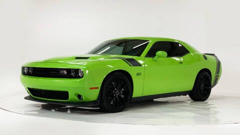 2015 Dodge Challenger for sale at Houston Auto Credit in Houston TX