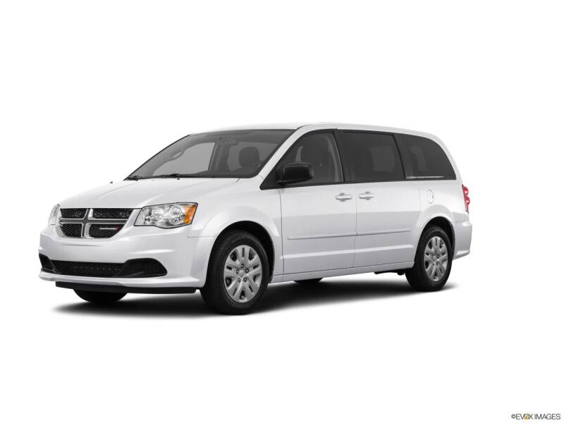 2017 Dodge Grand Caravan for sale at West Motor Company in Hyde Park UT