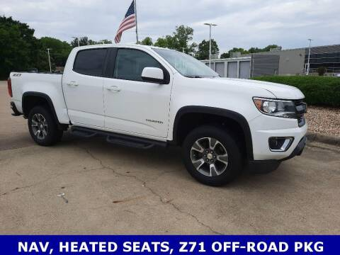 2016 Chevrolet Colorado for sale at Stanley Ford Gilmer in Gilmer TX