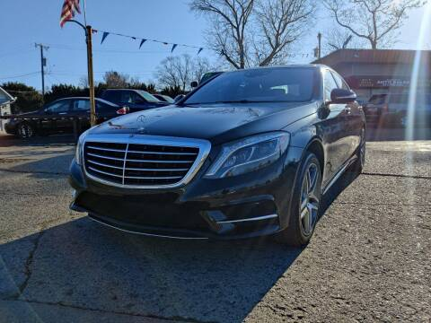 2017 Mercedes-Benz S-Class for sale at Lamarina Auto Sales in Dearborn Heights MI