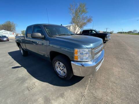2012 Chevrolet Silverado 1500 for sale at Hill Motors in Ortonville MN