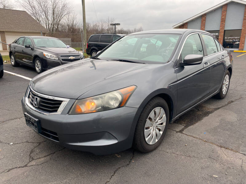 2010 Honda Accord for sale at Royal Auto Inc. in Columbus OH