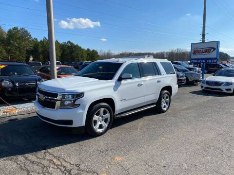 2016 Chevrolet Tahoe for sale at Billy Ballew Motorsports in Dawsonville GA
