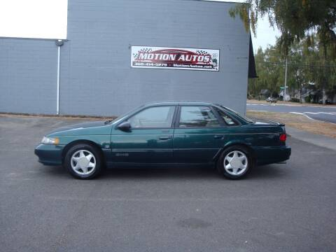 1994 Ford Taurus for sale at Motion Autos in Longview WA