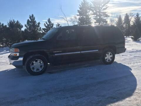 2004 GMC Yukon XL for sale at BLAESER AUTO LLC in Chippewa Falls WI