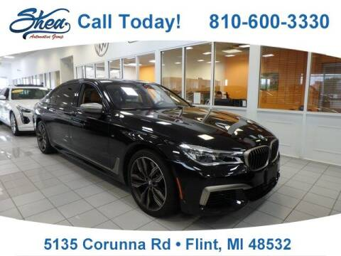 2019 BMW 7 Series for sale at Jamie Sells Cars 810 - Linden Location in Flint MI