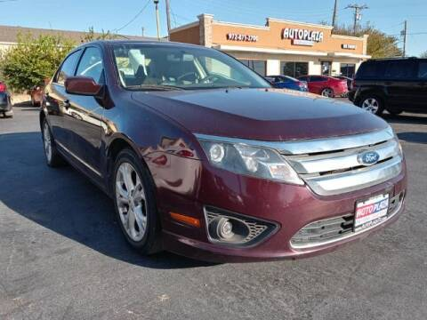 2011 Ford Fusion for sale at Auto Plaza in Irving TX