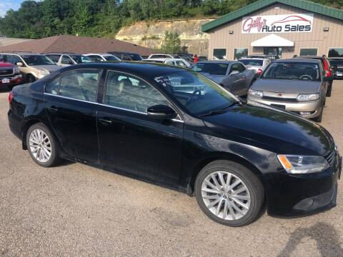 2011 Volkswagen Jetta for sale at Gilly's Auto Sales in Rochester MN