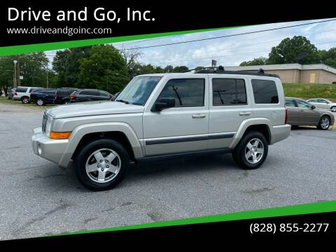 2009 Jeep Commander for sale at Drive and Go, Inc. in Hickory NC
