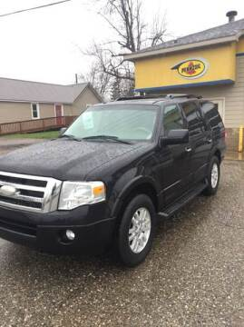 2012 Ford Expedition for sale at Hines Auto Sales in Marlette MI