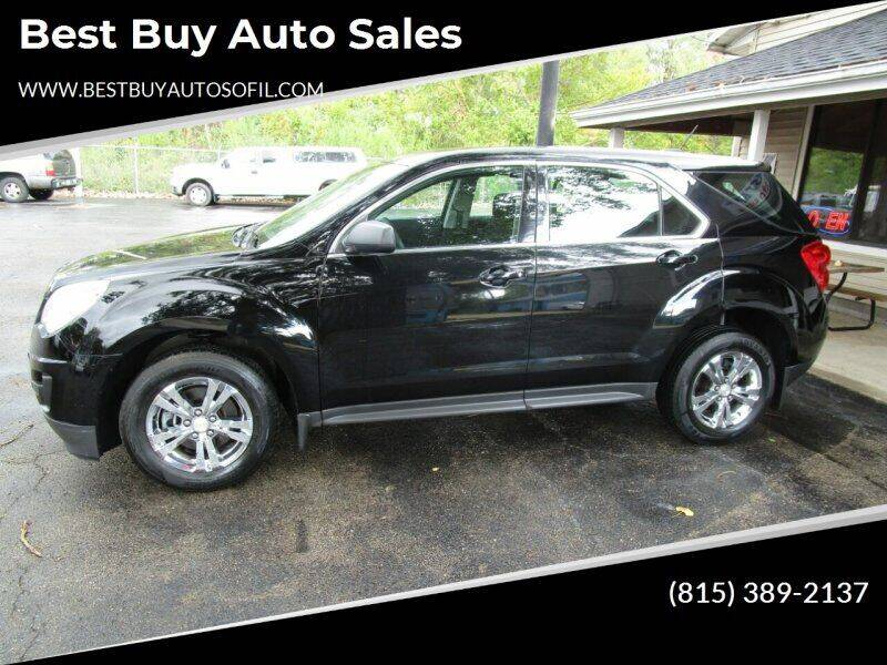 2015 Chevrolet Equinox for sale at Best Buy Auto Sales in South Beloit IL