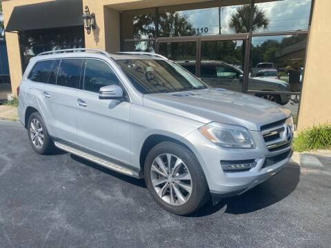 2014 Mercedes-Benz GL-Class for sale at Premier Motorcars Inc in Tallahassee FL