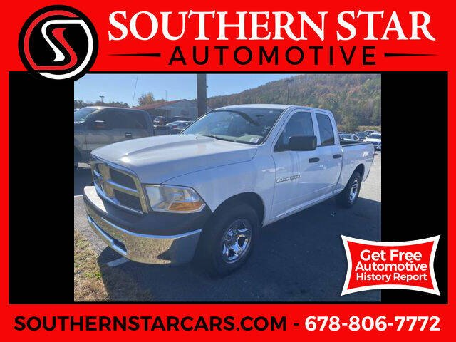 2011 RAM Ram Pickup 1500 for sale at Southern Star Automotive, Inc. in Duluth GA
