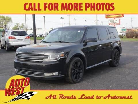 2016 Ford Flex for sale at Autowest of Plainwell in Plainwell MI