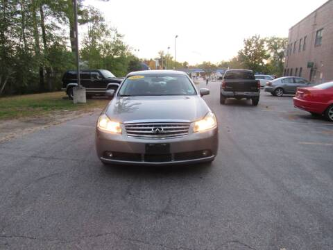 2007 Infiniti M35 for sale at Heritage Truck and Auto Inc. in Londonderry NH