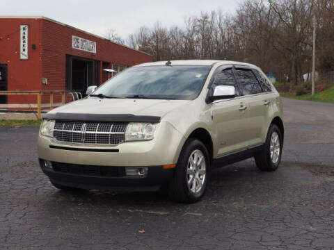 2010 Lincoln MKX for sale at Tom Roush Budget Westfield in Westfield IN