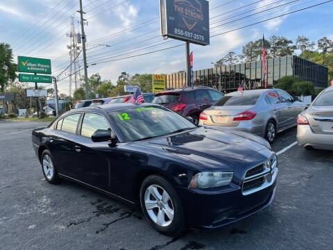 2012 Dodge Charger for sale at The Strong St. Moses Auto Sales LLC in Tallahassee FL
