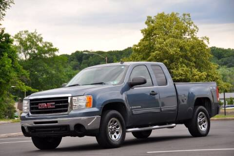 2009 GMC Sierra 1500 for sale at T CAR CARE INC in Philadelphia PA