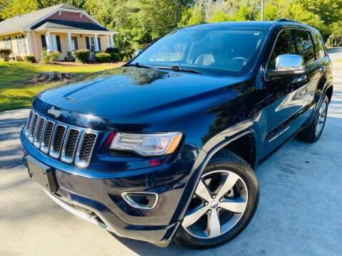 2014 Jeep Grand Cherokee for sale at E-Z Auto Finance in Marietta GA