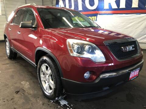 2010 GMC Acadia for sale at Auto Rite in Cleveland OH