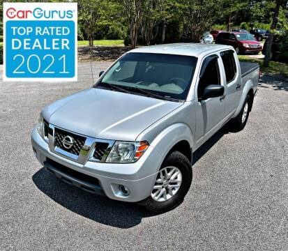 2014 Nissan Frontier for sale at Brothers Auto Sales of Conway in Conway SC