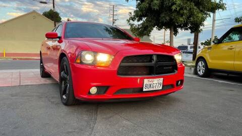 2014 Dodge Charger for sale at Tristar Motors in Bell CA