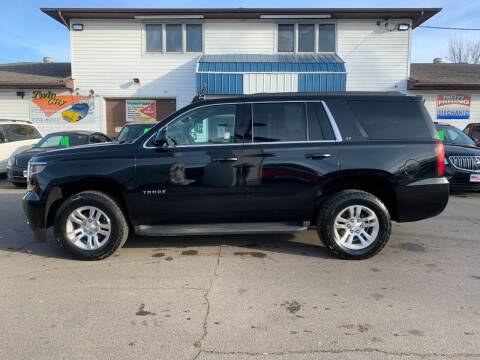 2017 Chevrolet Tahoe for sale at Twin City Motors in Grand Forks ND