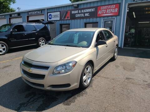 2010 Chevrolet Malibu for sale at B & A Automotive Sales in Charlotte NC