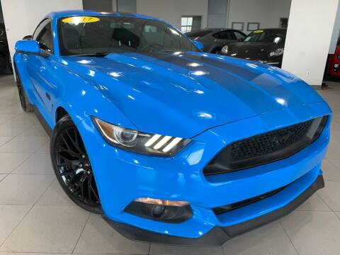 2017 Ford Mustang for sale at Auto Mall of Springfield in Springfield IL