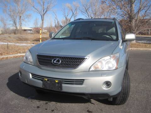 2006 Lexus RX 400h for sale at Pollard Brothers Motors in Montrose CO