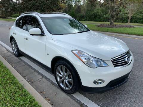 2014 Infiniti QX50 for sale at Perfection Motors in Orlando FL