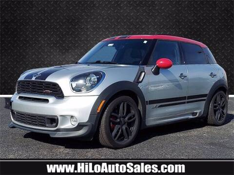 2013 MINI Countryman for sale at Hi-Lo Auto Sales in Frederick MD