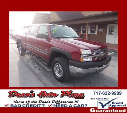 2004 Chevrolet Silverado 2500HD for sale at Dean's Auto Plaza in Hanover PA