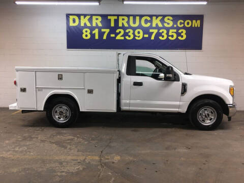 2017 Ford F-250 Super Duty for sale at DKR Trucks in Arlington TX