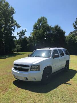 2007 Chevrolet Tahoe for sale at Gregs Auto Sales in Batesville AR