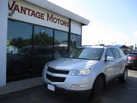 2011 Chevrolet Traverse for sale at Vantage Motors LLC in Raytown MO