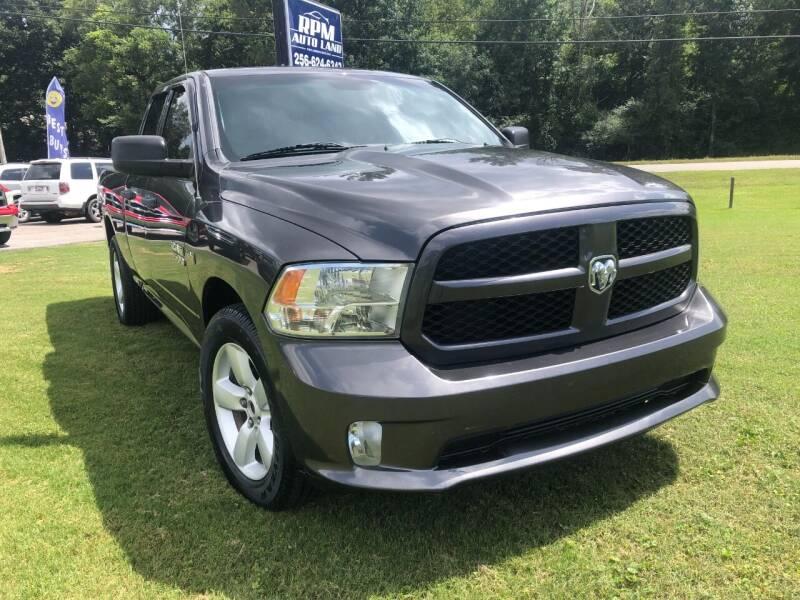 2014 RAM Ram Pickup 1500 for sale at RPM AUTO LAND in Anniston AL