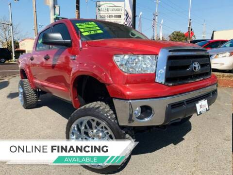 2012 Toyota Tundra for sale at Salem Auto Market in Salem OR