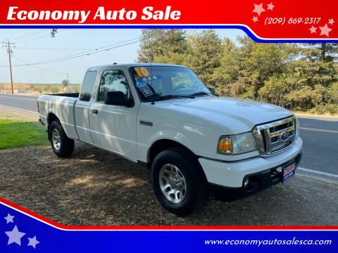 2010 Ford Ranger for sale at Economy Auto Sale in Modesto CA