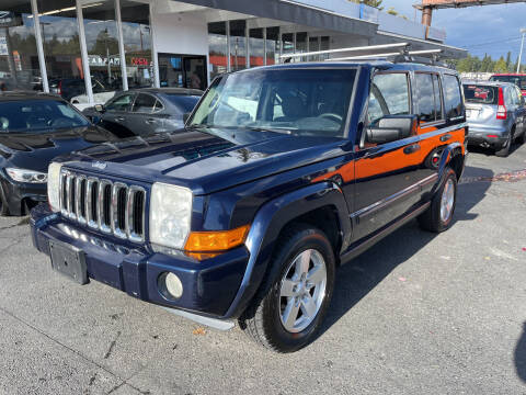 2006 Jeep Commander for sale at APX Auto Brokers in Edmonds WA