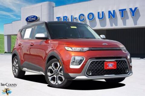 2020 Kia Soul for sale at TRI-COUNTY FORD in Mabank TX