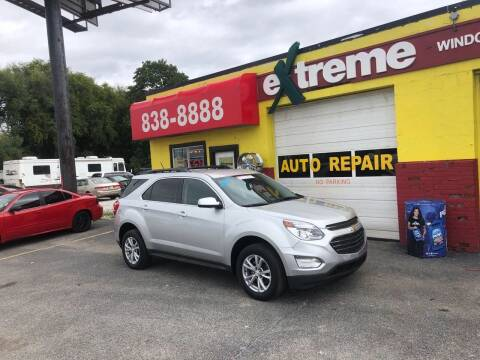 2016 Chevrolet Equinox for sale at Extreme Auto Sales in Plainfield IN