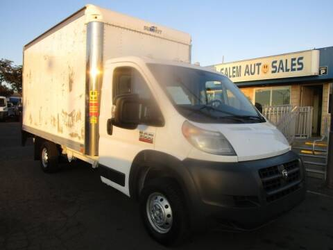 2015 RAM ProMaster Cab Chassis for sale at Salem Auto Sales in Sacramento CA